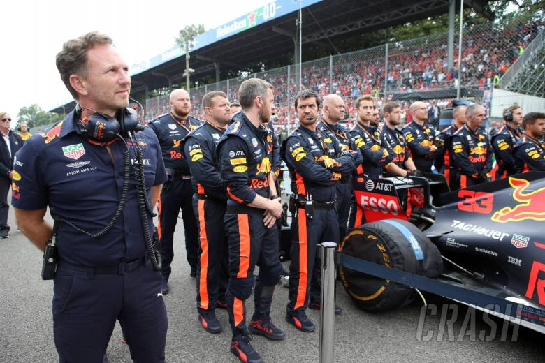 F1: Horner encouraged by Honda's 'strong desire'