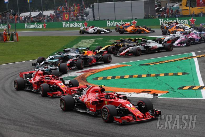 F1: F1 Driver Ratings - Italian Grand Prix