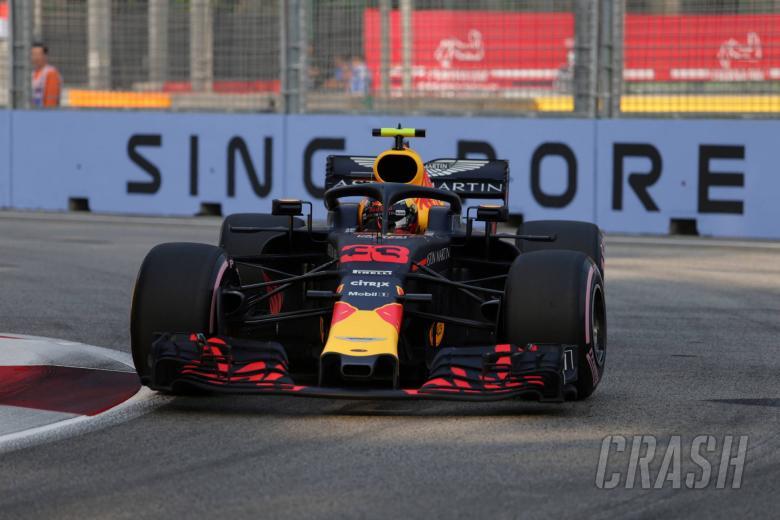 Verstappen: Mesin Renault spek C tidak dapat bekerja di ketinggian