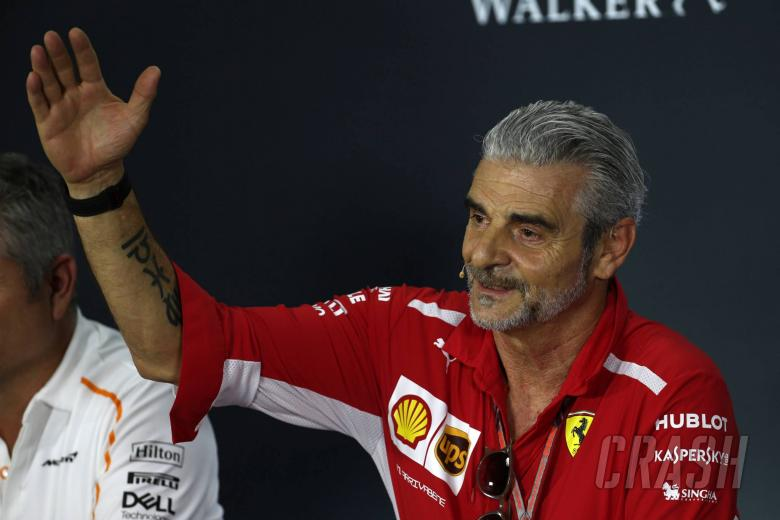 F1: Arrivabene: I will take the blame for Ferrari's mistakes