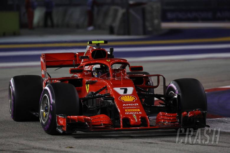 F1: Raikkonen: I could have driven better, more to come