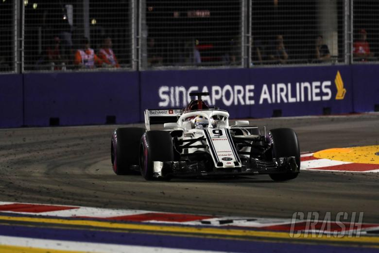 F1: Sauber to decide second 2019 seat 'quite soon'