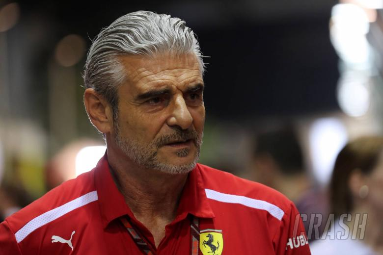 F1: Ferrari cost cap call is Camilleri's and board, says Arrivabene