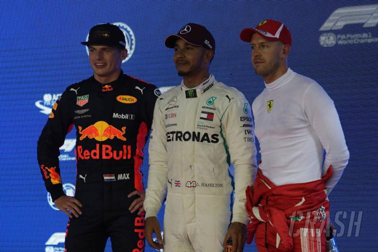 F1: Hamilton and Vettel: Verstappen ready for 2019 F1 title push