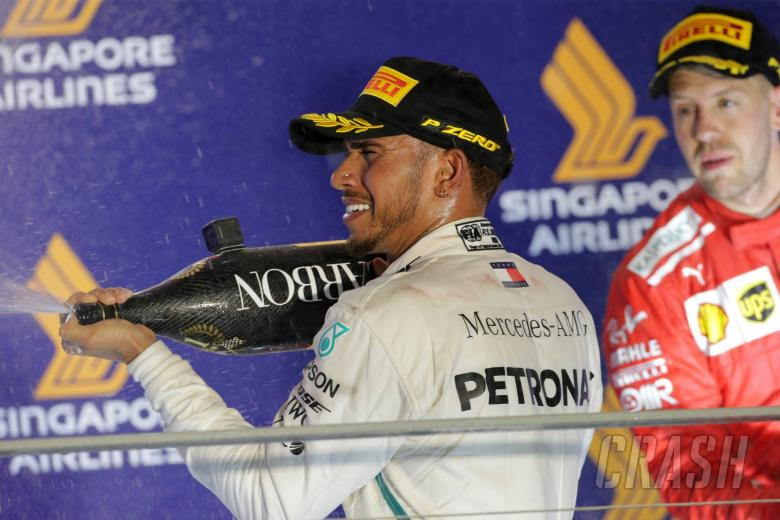 F1: Hamilton proud to have avoided Vettel-like mistakes