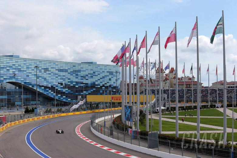 F1: F1 Russian GP - Free Practice 2 Results