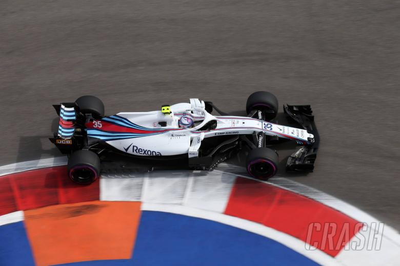 28.09.2018 - Free Practice 1, Sergey Sirotkin (RUS) Williams FW41