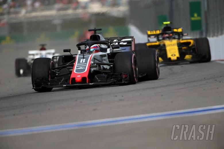 F1: Steiner: Renault getting desperate against Haas