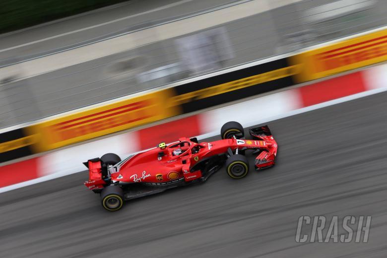 F1: Raikkonen relying on start tow for Ferrari response