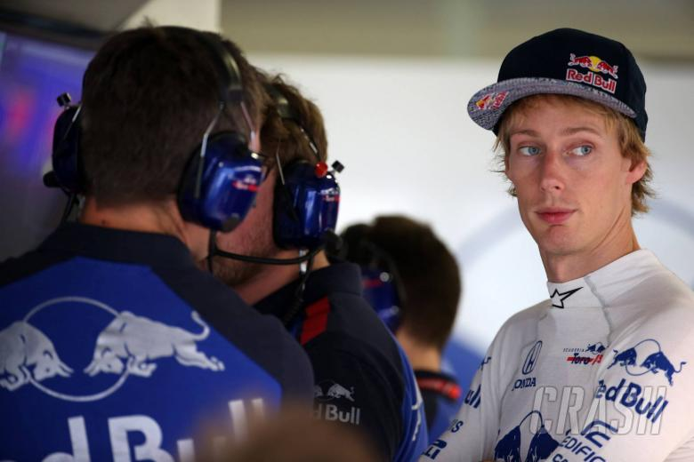 28.09.2018 - Free Practice 2, Brendon Hartley (NZL) Scuderia Toro Rosso STR13