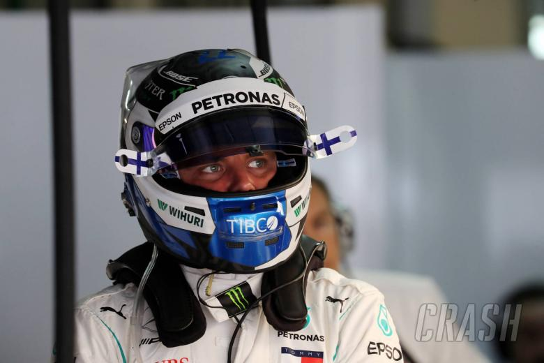 F1: Bottas focused on winning final two races after Hamilton title