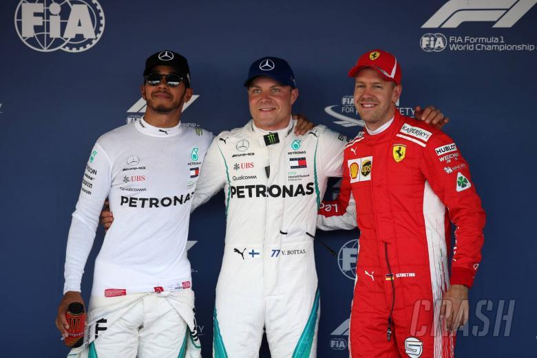 F1: F1 Russian GP - Starting Grid