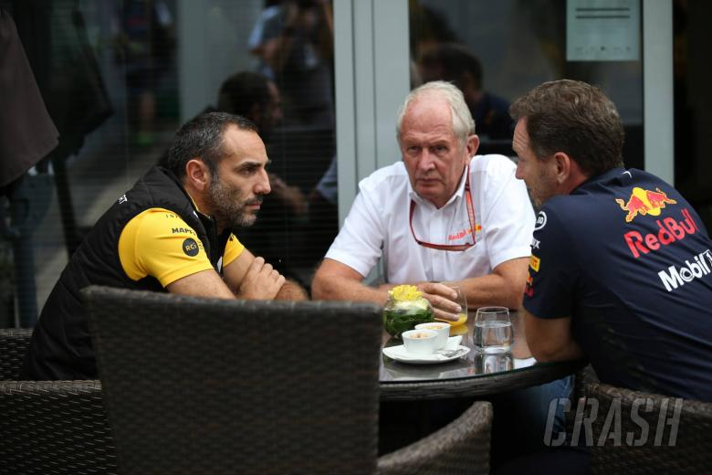 F1: Horner: Credit is due to Renault on Mexico GP win