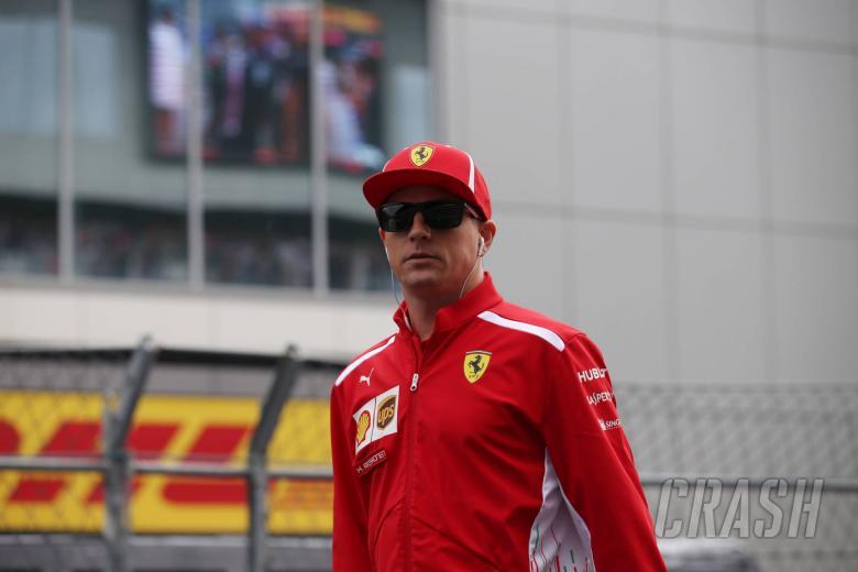 F1: Raikkonen on Mercedes: I guess they found something