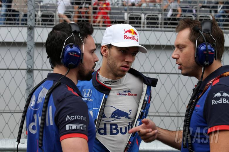 F1: Toro Rosso feeling Key's absence through lack of updates
