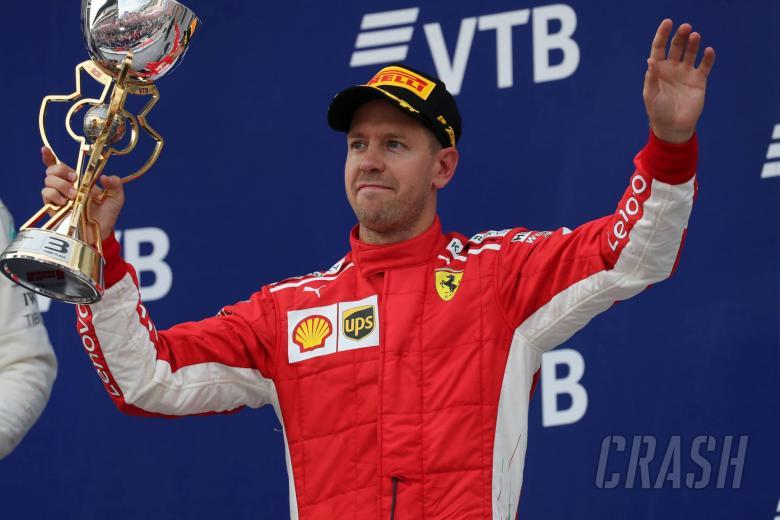 F1: Vettel still believes he has 'fair chance' of winning F1 title