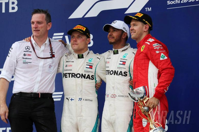 Vettel defends Mercedes over 'no-brainer' team orders