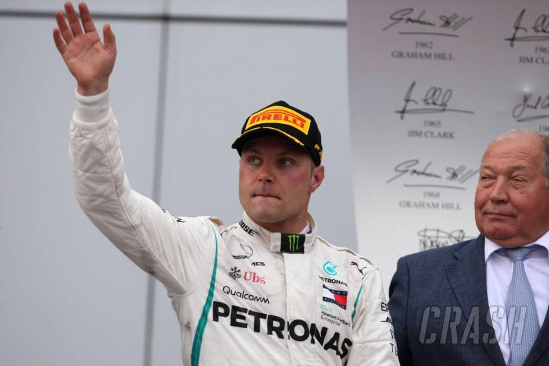 F1: Bottas 'understands' Mercedes F1 team orders decision