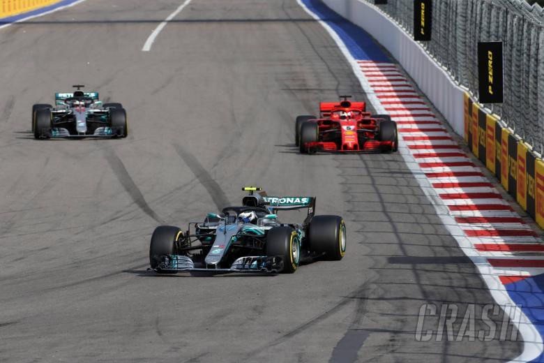 F1: Wolff: Mercedes-Ferrari battle closer than it looks