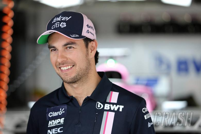 F1: Force India confirms Perez for F1 2019