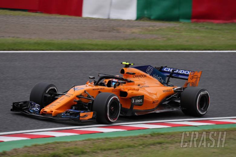 F1: McLaren, Renault given curfew break after F1 oil delay