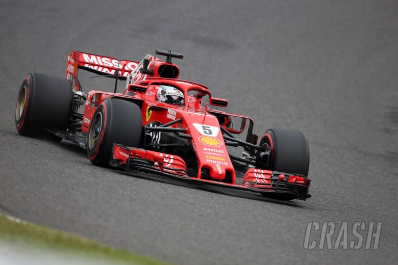 F1: Vettel: Ferrari won't commit suicide attacking Mercedes