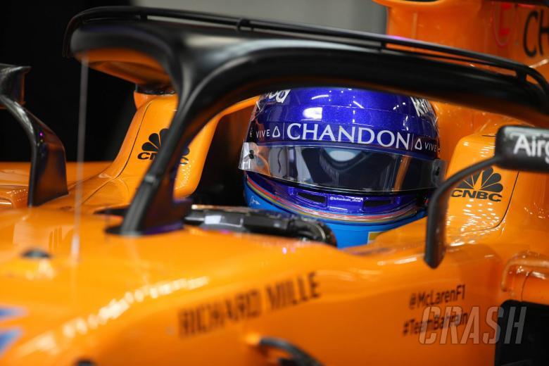 Alonso: Tidak ada gunanya menyelesaikan 'yang terbaik dari yang lain' di F1 2018