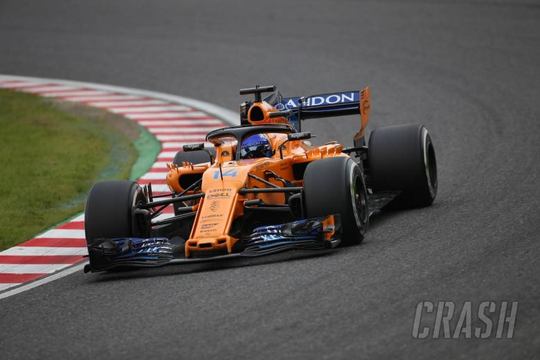 F1: McLaren continues opposing tyre picks for United States GP