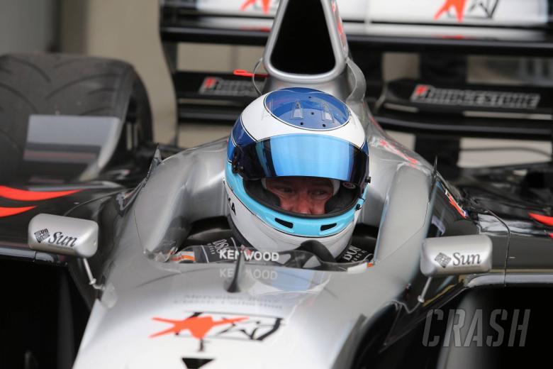 05.10.2018 - Mika Hakkinen (FIN), ex F1 driver