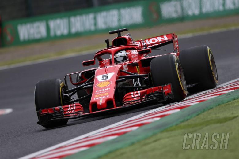F1: Ferrari denies added FIA sensor impacting performance