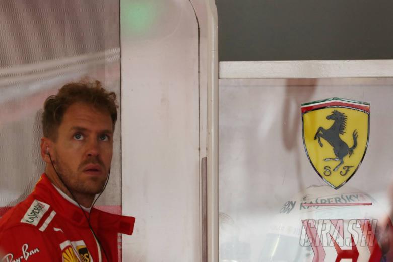 F1: Vettel: P8 not the position Ferrari deserved