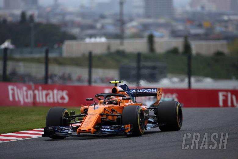 F1: McLaren denies missing deadline for Japan tyre selection