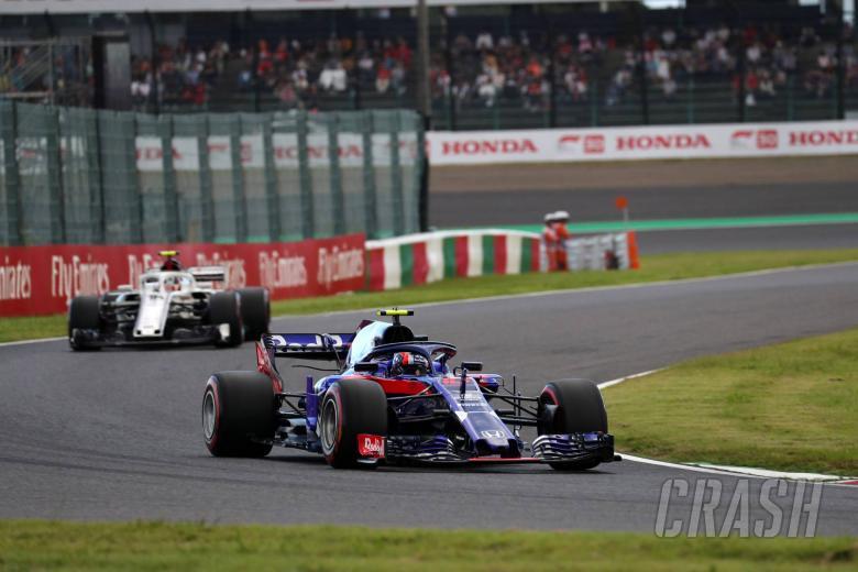 Gasly berharap upgrade Honda akan membantu STR dalam pertempuran Sauber yang 'mahal'