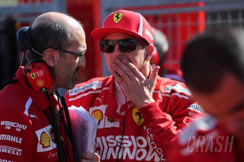 F1: Raikkonen: Ferrari need to tidy up things