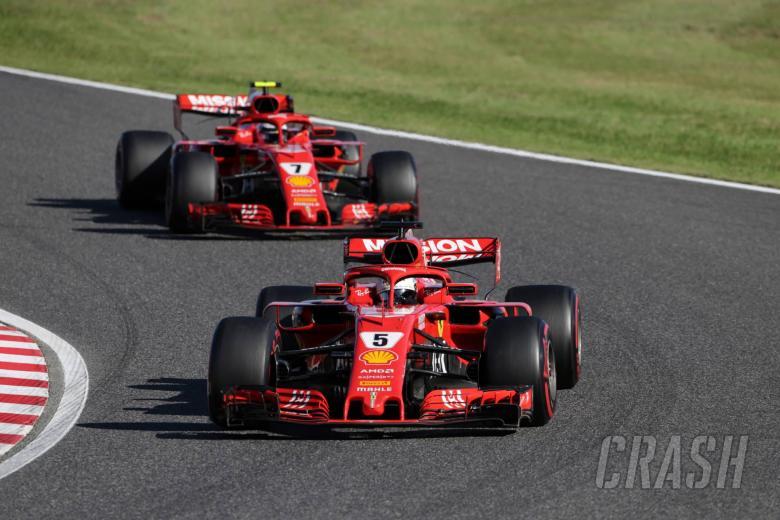 'No link' between sensors and Ferrari F1 slump - FIA
