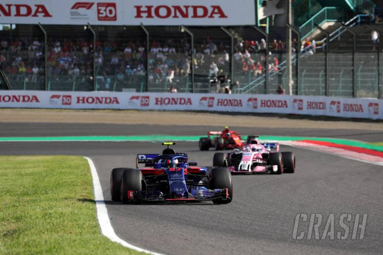 F1: Gasly, Hartley downcast after point-less home race for Honda