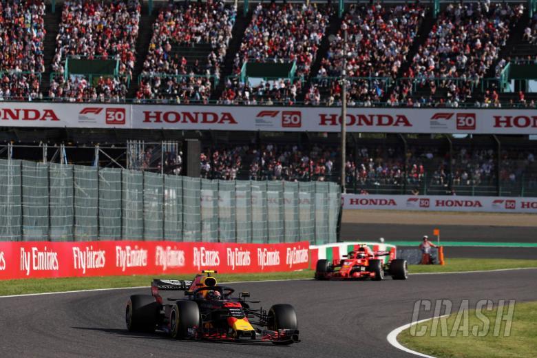 F1: Vettel was 'optimistic' with Verstappen pass – Horner