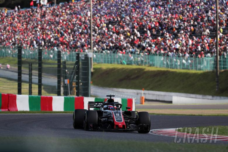 F1: First lap fire left Grosjean without tyre telemetry at Suzuka