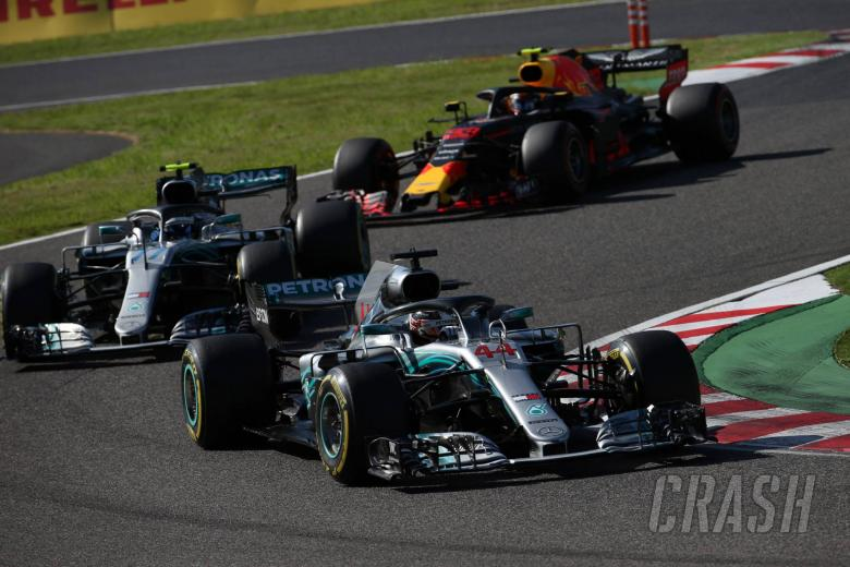 F1: Bottas: After the start second place was maximum