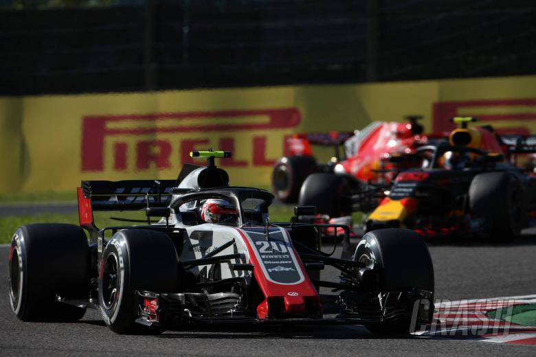F1: Haas: We are racing in 'Formula 1.5'