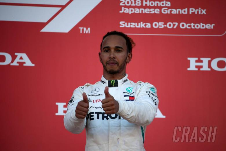 F1: Hamilton taking F1 2018 title charge 'one step at a time'