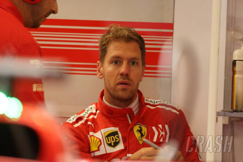 F1: Vettel wants 'common sense' approach after 'wrong' penalty
