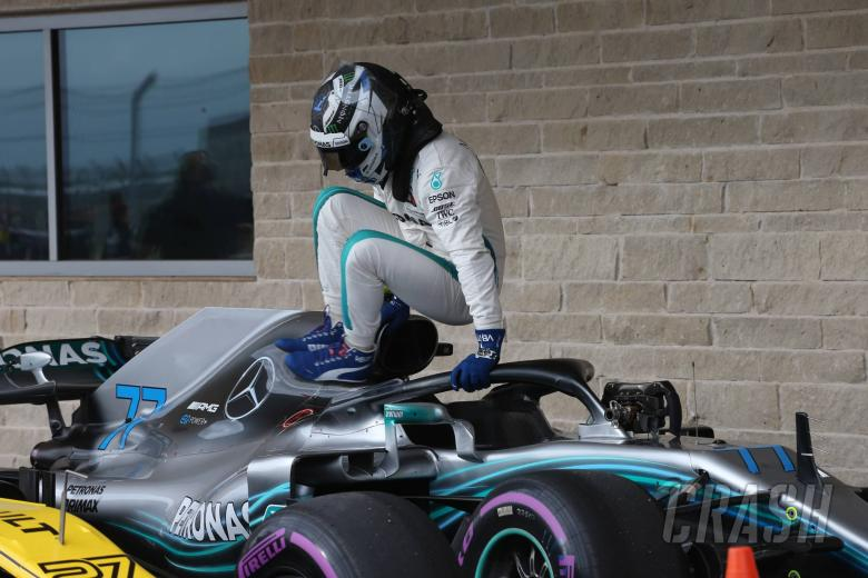 F1: Bottas targets Raikkonen after Q3 struggles
