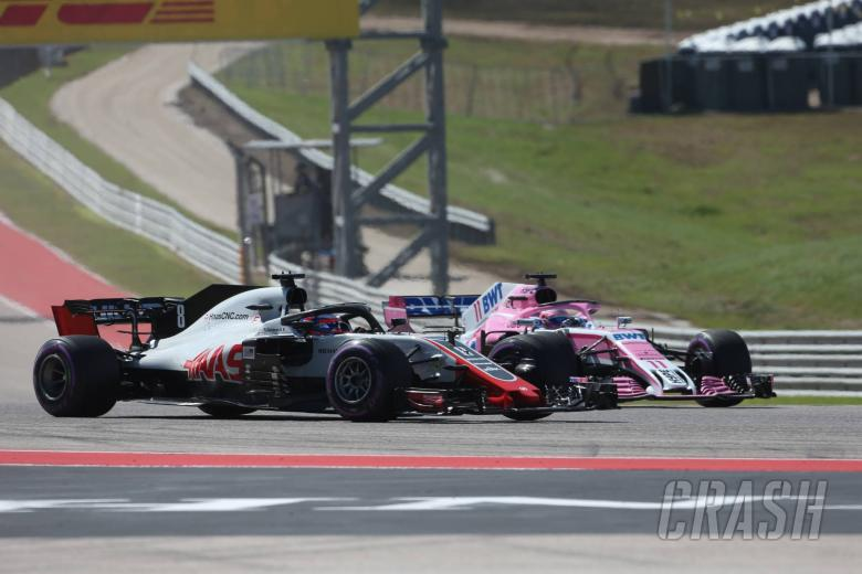 F1: Grosjean gets three-place grid penalty for Mexico, escapes race ban