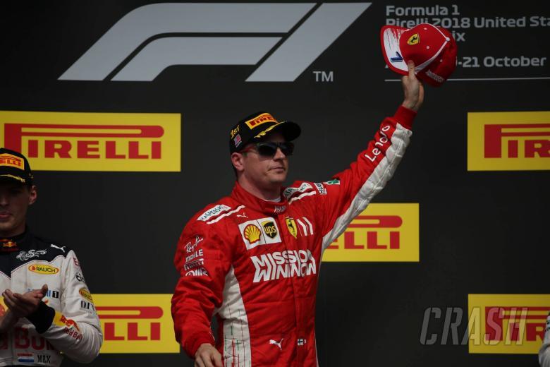 F1: Raikkonen on first F1 win since 2013: It's not a big deal