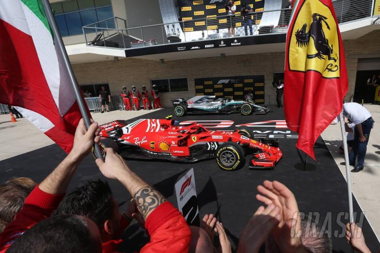 F1: US GP win doesn't change Raikkonen's Ferrari exit feelings