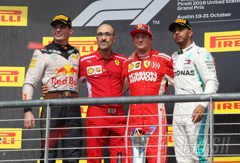 F1: F1 Driver Ratings - United States Grand Prix