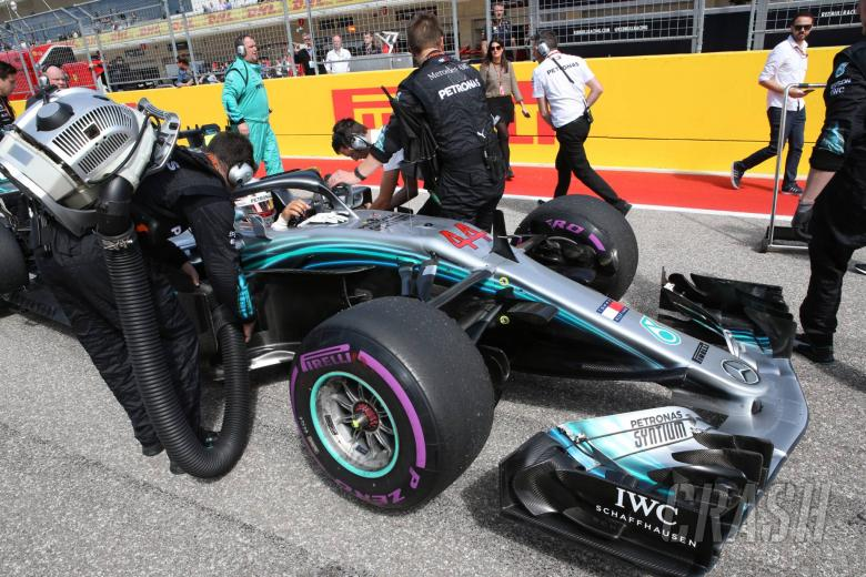 Mercedes cleared by FIA to use new rear wheel design with