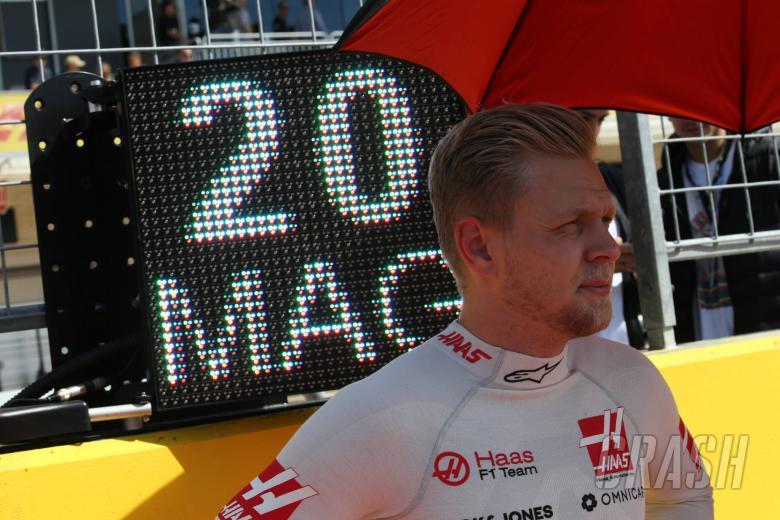 F1: Magnussen hits out at 'Formula Fuelsaving' after US GP DSQ