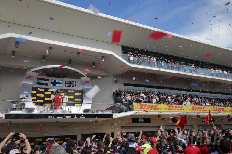 F1: F1 Paddock Notebook - United States GP Sunday
